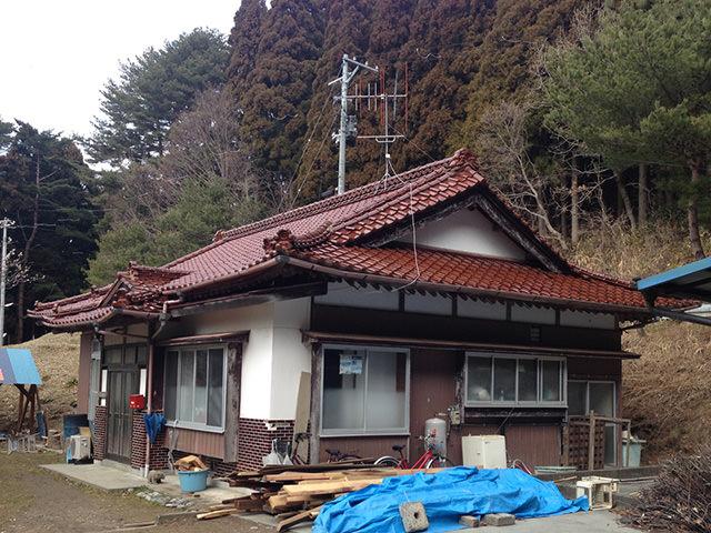 陸前高田シェアハウス