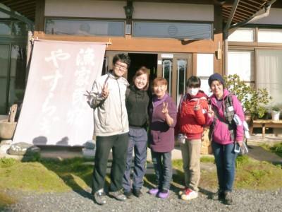 南三陸体験ツアー宿泊先の写真